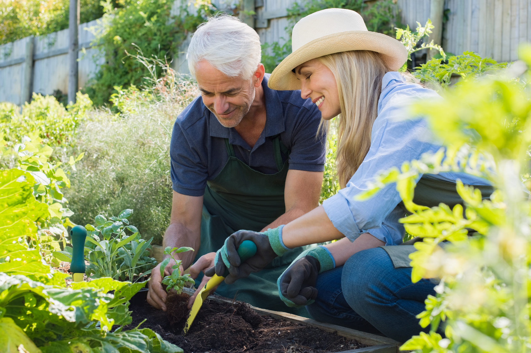 Chiropractic Tips for Gardening