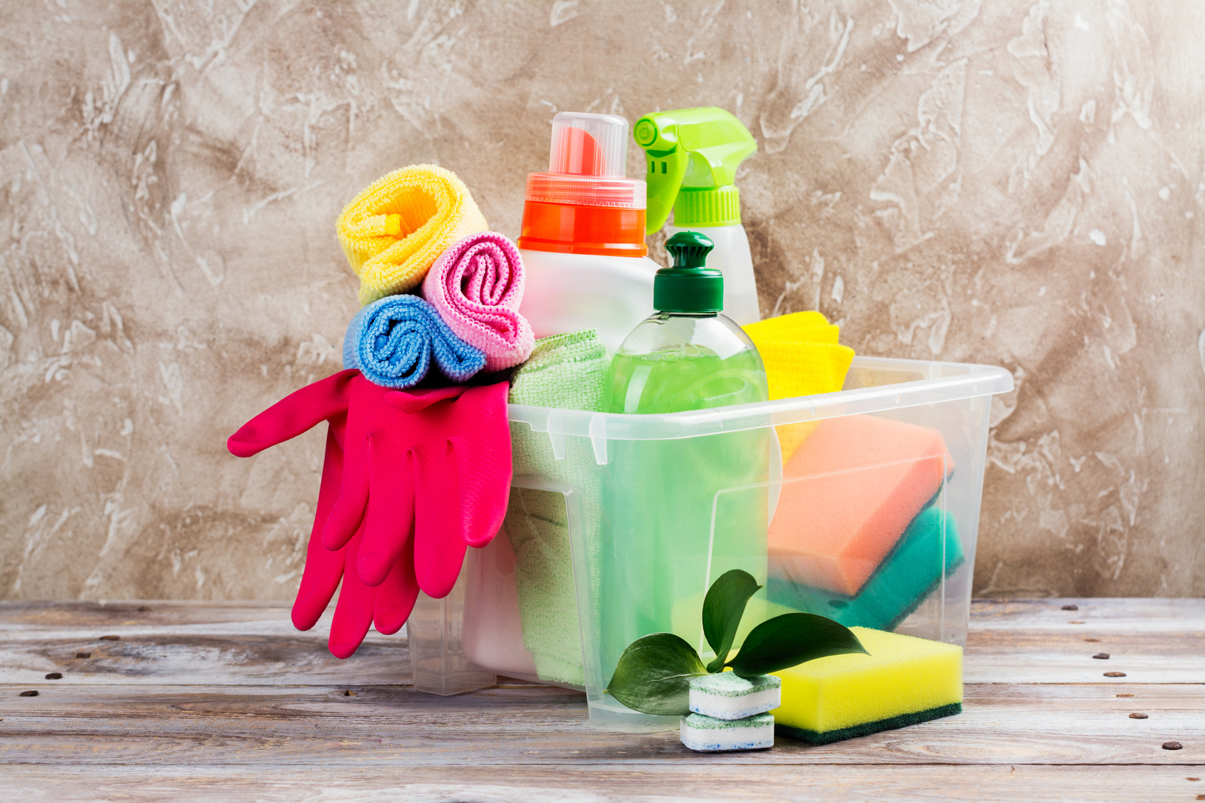 Get Ready for Spring! Cleaning Safely