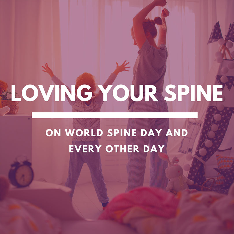 #LoveYourSpine