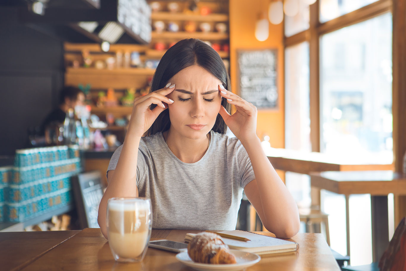 Headaches: the role your diet plays